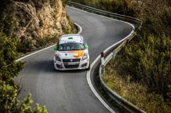 Ambizioni di vittoria nel Suzuki Rally Trophy per Stefano Strabello al 50° Rally del Salento