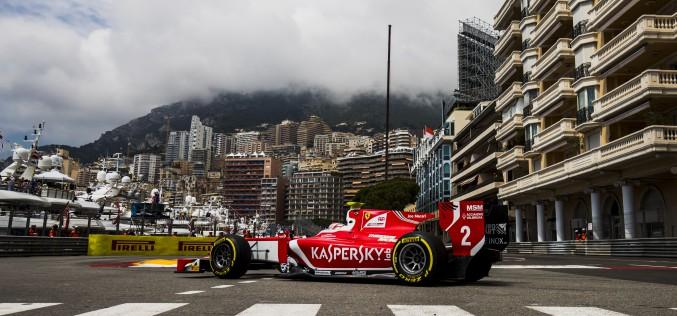 Terza pole consecutiva per il diciannovenne monegasco del Ferrari Driver Academy Charles Leclerc