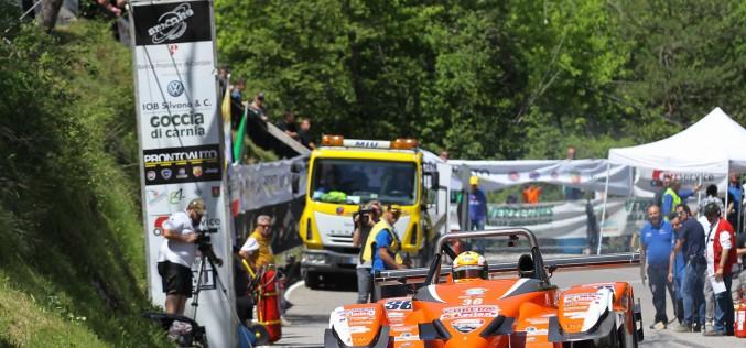 Cubeda sale sul podio assoluto a Verzegnis