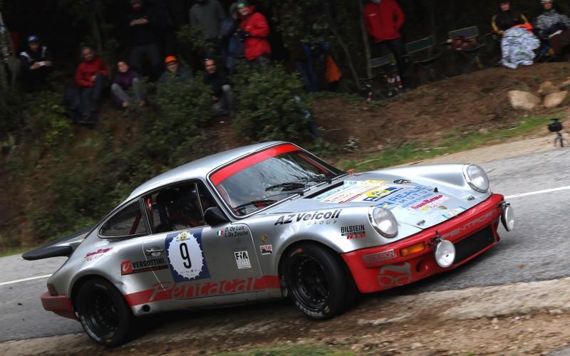 Da Zanche all'esordio nel Rally delle Asturie per l'Europeo