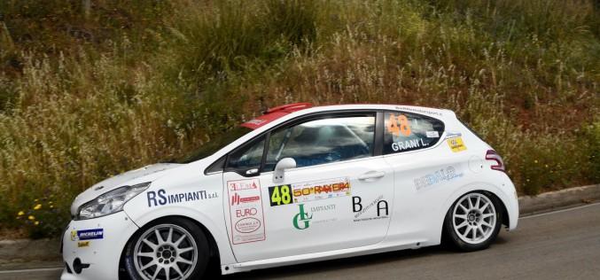 Movisport al Rally 1000 Miglia con Grani e Rivia