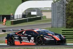 Ottimo esordio per Lorenzo Veglia nel Campionato Italiano GT
