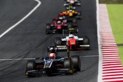 Settima posizione per Ghiotto nella seconda manche del FIA F2 Championship a Barcellona