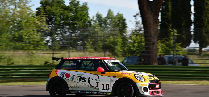 A Imola Weekend in crescita per Rachele Somaschini