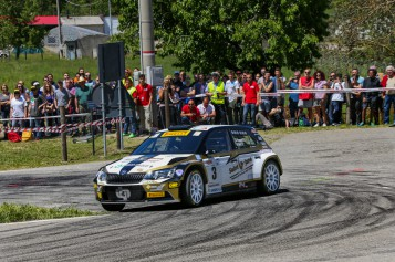 A Rossetti-Mori la 24ª edizione del Rally del Taro