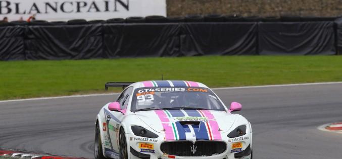Villorba Corse e Maserati brillano in classe Am nel GT4 europeo