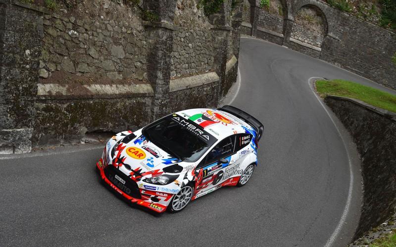Vittoria di Stefano Albertini e Danilo Fappani al 41° Rally 1000 Miglia