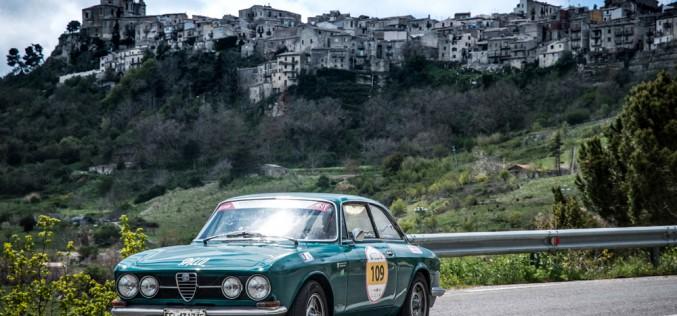 La Scuderia Nettuno alla Coppa della Collina per confermare il 2° posto nel Campionato Italiano Regolarità Auto Storiche