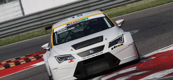 Massimiliano Chini centra la Top10 nel round di apertura del TCR Italy