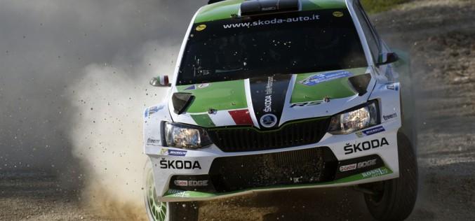 Il 24° Rally Adriatico è di Umberto Scandola