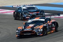 Ancora a punti l'Aston Martin della Solaris Motorsport nel GT Open