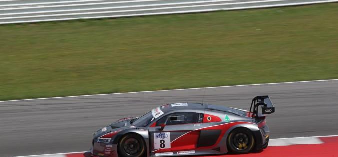 """Per i piloti GT Audi il """"ponte"""" in Riviera Adriatica si rivela più corvé che festa"""