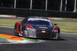 Audi in forma smagliante a Monza: doppio podio e doppia vittoria di classe per le R8