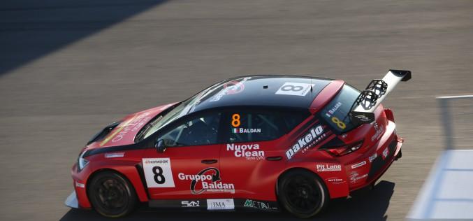 A Misano Baldan conquista la prima vittoria in TCR