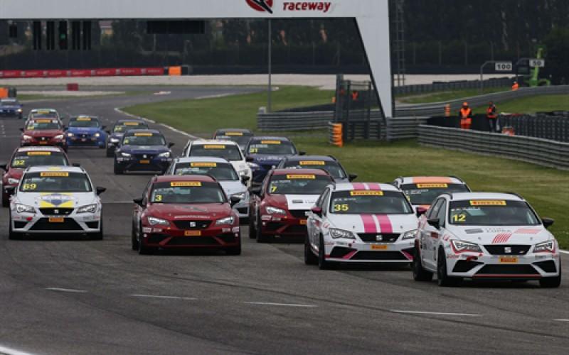 È da domani a Misano il secondo appuntamento stagionale per il Campionato Italiano Turismo TCS