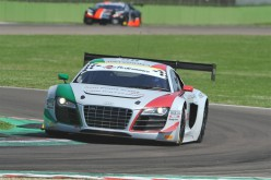 Merendino-Di Benedetto rientrano nel Campionato Italiano Gran Turismo con l'Audi R8 LMS ultra