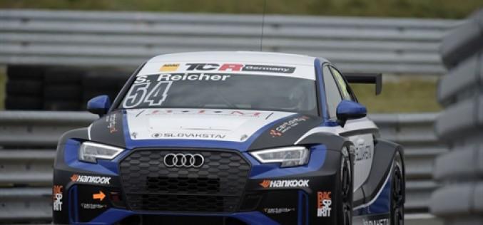 Simon Reicher, a Monza per il terzo round del TCR Italy ora sempre più internazionale
