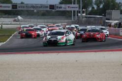A Monza la seconda tappa stagionale del TCR Italy Touring Car Championship con Eric Scalvini (Honda) in vetta