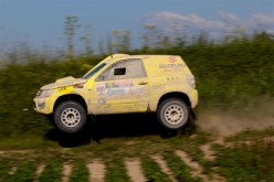 Suzuki supera l'esame di maturità del Cross Country italiano