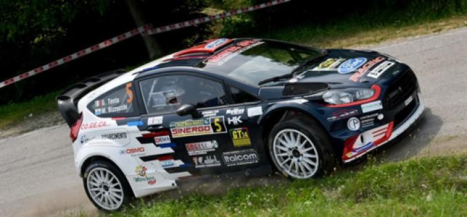 Ottima performance di Giuseppe Testa al 34° Rally della Marca