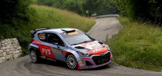 Al Rally della Marca settimo assoluto per Pedro-Baldaccini e la Coppa Scuderie per la Scuderia Car Racing