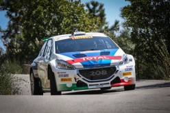 50° Rally del Salento. Peugeot determinata a rimanere in testa nel CIR 2017