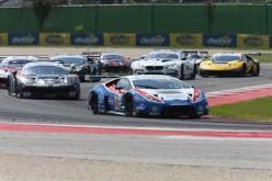 Frassineti-Beretta e Liang Jia-Ortiz si impongono a Misano nelle ultime due gare del 2° round del Campionato Italiano Gran Turismo