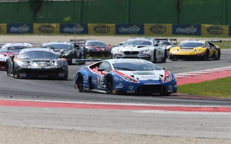Mugello, nuovo programma per il 4° round del Campionato Italiano Gran Turismo