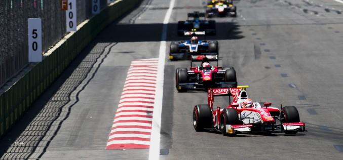 FIA F2 Championship: vince Norman Nato, Luca Ghiotto in zona punti