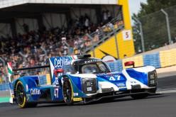 Cetilar Villorba Corse a 340 orari nei test della 24 Ore di Le Mans