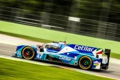 Cetilar Villorba Corse alla scoperta di Le Mans nei test pre 24 Ore