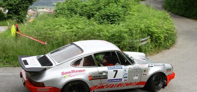 Da Zanche sul podio del Rally delle Asturie nel nome di Oberti