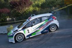 Al Rally degli Abeti e dell'Abetone vittoria bis di Gabriele Lucchesi e Titti Ghilardi