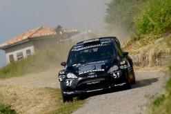 Ancora sfortuna per Rudy Michelini al Rally della Marca