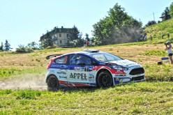 38° Rally Città di Modena:  il successo a Rossi-Zanella (Ford Fiesta R5)