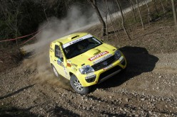Secondo round del Campionato Italiano Cross Country Rally all'Italian Baja