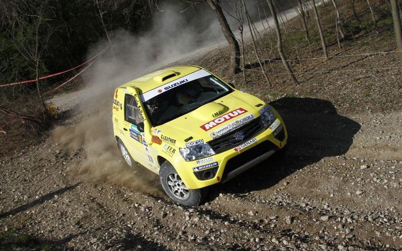 Secondo round del Campionato Italiano Cross Country Rally all'Italian Baja