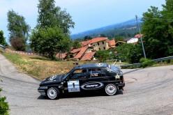 """Al Rally Lana Storico vincono """"Lucky"""" e Fabrizia Pons"""