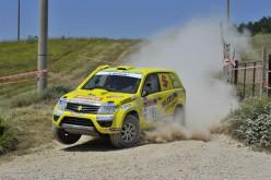 San Marino Baja terzo round del CI Cross Country Rally