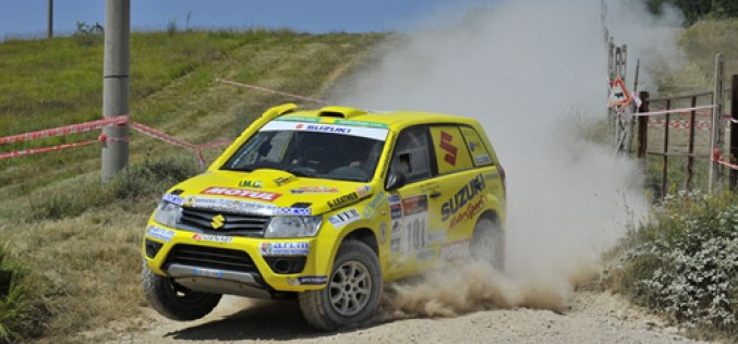 San Marino Baja terzo round del CI Cross Country Rally