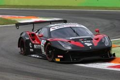 Mugello, Marco Cioci sale sulla Ferrari 488 dell'Easy Race