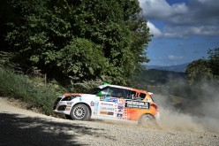 Stefano Strabello con un secondo posto al Rally di San Marino accorcia le distanze nel Suzuki Rally Trophy