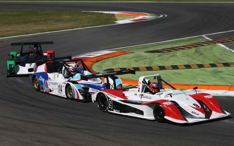 A Magione un caldissimo 7° ACI Racing Weekend stagionale