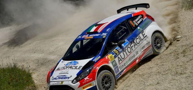 """X Race Sport al Rally San Marino: Andrea Dalmazzini pronto ad un nuovo attacco nel """"tricolore"""" terra"""