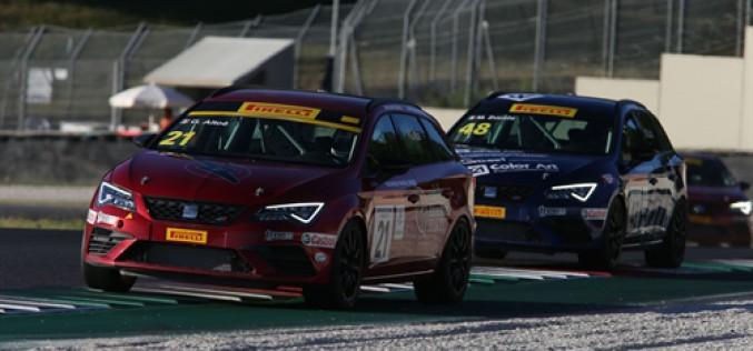 Al Mugello Giacomo Altoè conquista le due vittorie in palio nel quarto round del TCS
