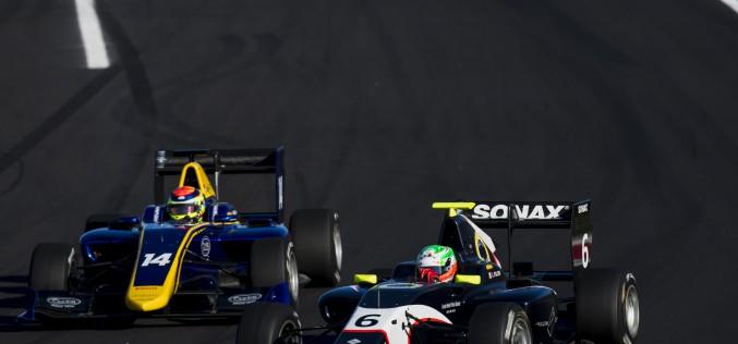 Giuliano Alesi coglie il secondo successo stagionale in GP3 Series