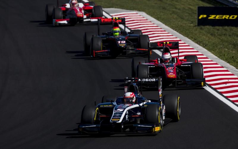 Luca Ghiotto, un punto come antipasto in vista del test Williams F1