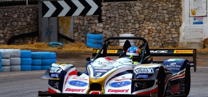 Magliona pronto per il Trofeo Vallecamonica su Norma-Zytek