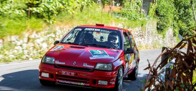 Petracca e Grigis conquistano la vittoria di classe al 4° Camunia Rally
