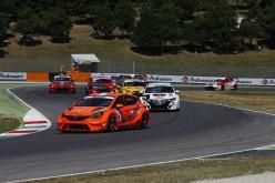 Al Mugello Kevin Giacon e Nicola Baldan sono i vincitori del quarto round del TCR